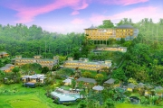 BALI Pure Luxury w/ 4 Nights at Newly-Opened, 5* Royal Tulip Saranam Resort & Spa! Incl. All Meals, Massage, Foot Reflexology, Yoga & More