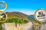 CHINA w/ FLIGHTS All-Inclusive 10-Day Venice of China Tour! Visit The Forbidden City, Great Wall & More. Incl. Hotels, All Meals, Tour Guide & More
