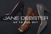 Get a Taste of European Luxury for Less with the Jane Debster Shoe Sale! Rich Fashion Heritage Delivers Sleek & Polished Styling. Plus P&H