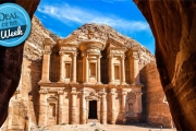 JORDAN Awe-Inspiring Adventure of a Lifetime w/ a 7D 4* Tour of Historic Jordan. See Petra, The Dead Sea & Beyond. Incl. Daily Breakfast, Guide & More
