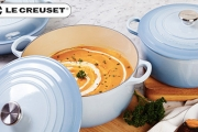 Rock Oven-to-Table Quality & Style w/ Cast Iron Cookware from Iconic French Brand Le Creuset! Shop Casserole Dishes, Pie Dishes, Grill Pans & More