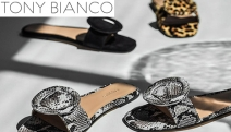 Leave it to Tony Bianco to Make You Feel Special this Valentine's Day. Be Treated to a Further 20% Off Sale Items w/ Code: TREAT. Pumps, Sandals & More