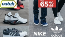 These Shoes Are Made for Walking! Find Your Fit with Up to 65% Off Fresh Nike & Adidas Lifestyle Sneakers! Shop Air Max, Jordans, Tubular & More