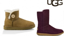 Don't Put Up with Cold Feet! Stay Warm & Cosy Year Round with the UGG Clearance Sale! Shop Short & Tall Boots, Slippers, Sandals & More. Plus P&H