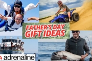 Show Dad How Much You Care w/ Amazing Gift Ideas from Adrenaline! + Get $30 Off on $149 Spend w/ Code DAD30! 2,500+ Experiences on Land, Water & Air