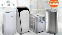 Keep Your Cool Wherever You Go with this Range of Portable Air Conditioners! Enjoy Cool Air at Your Fingertips with Heller, Omega Altise & More