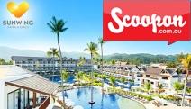 PHUKET 8-Night Family Retreat for 2 Adults + 2 Kids u/ 17 at Award-Winning Sunwing Kamala Beach! Just $699, Ft. Brekkie, Massages, Kids' Club & More