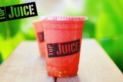 Up Your Fruit & Veggie Intake w/ a Refreshing & Healthy Fruit or Veggie Juice @ Top Juice! Your Choice of Large Juice, Incl. Watermelon & Mango + More