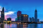 VIETNAM Unrivalled Luxury in Ho Chi Minh City w/ 3 Nights at the 6-Star Reverie Saigon Hotel! Brekkie, Access to the Hotel's Club Lounge & More