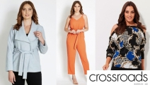 Get Your Fashion Fix with the Crossroads Mega-Sale! Shop In-Season Women's Apparel from Work to Wine Incl. Jumpsuits, Knitwear, Jackets & More