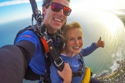 Tick Tandem Skydive Off the Bucket List w/ SA Skydiving! Jump From as High as 9,000 Feet & Take In Spectacular Views. Upgrade to Bring Friends
