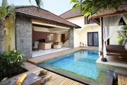 CANGGU, BALI Serene Pool Villa Holiday w/ 5 Nights at Award-winning Lalasa Villas! Self-contained Villa w/ Brekkie, Lunch or Dinner, Discounts & More