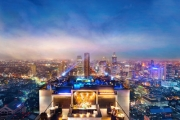 THAILAND 4-Day Stay @ 5* Banyan Tree, in the Heart of Bangkok! Daily Brekky, Nightly Cocktails, Access to The Lounge, $300 Worth of Spa Credits & More