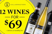 Wine Lovers, Sample Some New Tipples for Less w/ a Mixed Dozen from Cellarmasters for Just $69! Perfect for Everyday Quaffing & Special Occasions