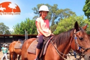1-Hr Beginner Trail Ride w/ Sydney Trail Riding Centre, Richmond! Ride Through a 400-Acre Property Located at the Foothill of the Blue Mountains