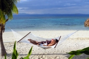 FIJI 5N Family Escape to Treasure Island, Fiji! Nestled in Mamanuca Islands! Oceanview Bure w/ Cultural Show, Transfers & More. 2 Kids Stay & Eat Free