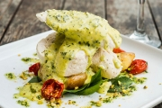Have a Swell Time in Cronulla w/ a 7-Dish Beachside Tapas Banquet Plus Wine at South Swell! Menu Incl. Haloumi, Garlic Prawns, Chicken Roulade & More