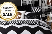 Standout Collection of Quilt Cover Sets, Sheets, Cushions & More by Logan & Mason! Luxurious Materials & Imaginative Design to Update Your Home