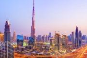 DUBAI & ABU DHABI 5-Night UAE Adventure! Incl. Desert Safari, Dubai & Abu Dhabi City Tours, Dubai Mall Aquarium Tickets, Brekkie, 2 Dinners & More