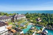BALI Luxe 7N Escape at Mövenpick Resort & Spa Jimbaran! Enjoy Massages, 3-Course Lunch & Dinner, Daily Brekkie & Chocolate Hr! 2-Ppl & 1 Child $1,399