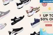Ready, Set, SAVE! Step into the Skechers 5 Day Flash Sale & Get Up to 50% Off Stylish & Comfy Shoes for Any Occasion! Shop Sneakers, Sandals & More