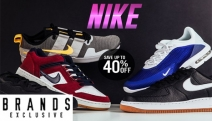 Kick Your Footwear into Gear with Nike Restocked. Loads of New Arrivals at Up to 40% Off! Sneakers, Sandals, Slides & More for Men, Women & Kids!