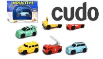 Amaze Your Kids w/ a Magical Inductive Car, Truck, or Tank for Just $19! It Has an Optical Sensor that Follows the Drawn Lines as if by Magic. Ages 5+