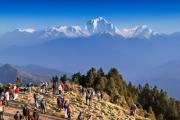 NEPAL Incredible 13-Night Tour & Trek w/ 2 Nights at Kathmandu's 5* Gokarna Forest Resort! Visit Kathmandu, Pokhara & Chitwan w/ Amazing Activities