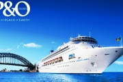P&O SEA BREAK CRUISE Sail Away w/ a 2-Night P&O Sea Break Cruise Aboard Pacific Jewel! Ft. Main Meals, Comedy Shows, Movie Nights and Lots More