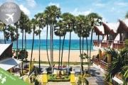 PHUKET w/ FLIGHTS 7-Night Stay at Woraburi Phuket Resort & Spa! Incl. Pool Views, Daily Breakfast, One Set Thai Dinner & Late Checkout