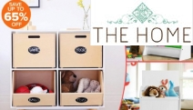 Tired of All the Kids' Clutter? Keep Their Rooms Tidy with Up to 65% Off Toy Storage Solutions! Shop 9-Bin Toy Box, Bookcases, Chest Organisers & More