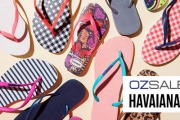Get Your Hands on the Havaianas Sale & Make Your Feet Happy w/ the Classic Brazilian Sandal! Over 150 Styles to Choose From, Starting @ Only $5!