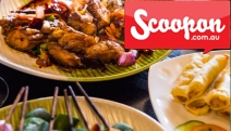 Indulge in a Scrumptious Malaysian Banquet at Trendy Pak Hailam Kopitiam in the Heart of Parramatta! Chicken Wings, Roti Canai, Kampung Noodles & More