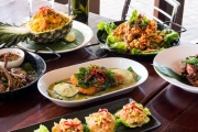 Savour Lip-Smacking Flavours @ Thai by the Beach Brighton-Le-Sands! Get $60 to Spend on Thai Eats & Drinks! Ft. Soft Shell Crab Pad Cha & More