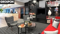 SYDNEY 1 to 3-Night Stay for Two People at Adina Apartment Hotel Sydney Airport! Incl. WiFi, Late Check-Out & Parking. Close to Sydney Airport