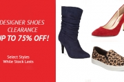 Score Up To 75% Off Designer Brand Shoes @ Macy's Weekend Clearance Sale! Shop Michael Kors, Helly Hansen, Steve Madden & More. Hurry - Last Day!