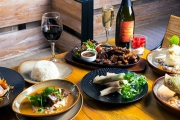 Head to Chong Co Thai for Superb Thai Eats & Drinks w/ a 2-Course Lunch & Glass of Wine for 2. Think Panang Roti, Pad Thai & More. Westfield Miranda