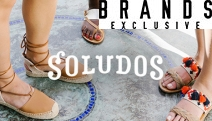Put Your Best Foot Forward in Spanish Style w/ the Soludos Sale! Fun, Casual & Comfy Footwear Ft. Espadrilles, Sandals, Wedges, Slip-Ons & More