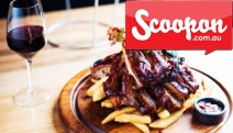 Satisfy Your Cravings for Scrumptious Mediterranean Fare w/ $60 to Spend on Eats & Drinks @ Fitzroy Food Co! Tagliata Angus Rump, Pork Ragu & More