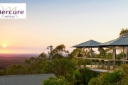CLEAR MOUNTAIN, QLD Escape the City w/ a 1-Night Stay for Two @ Mercure Clear Mountain Lodge! Incl. Bottle of Wine, Brekkie, Spa Credits & More