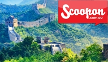 CHINA w/ RETURN FLIGHTS Go on an Epic 9-Day China Tour & See The Great Wall, Forbidden City, Ancient Water Town & More w/ Hotel Stays, Meals & More
