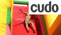 Let the Kids Cool Off While School's Out w/ 2-Hr of Unlimited Water Park Rides for 1 Child @ Waterworld Central! Enjoy Inflatable Slides & Water Fun