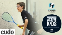 Let Your Child Learn a New Skill with One Term of Junior Squads Squash Class @ East Coast Squash Academy! Requires Use of $100 Active Kids Voucher