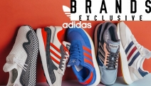 Don Your Best Kicks Yet with the Adidas Originals Footwear! Save Up to 55% Off a Range of On-Trend Styles Inspired by the Best Designs from the 90s