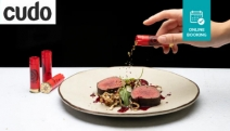 Treat Your Loved One to an Exceptional Dining Experience @ nel. Savour 11-Course Chef-Hatted Degustation + Cocktails Ft. Disney-Inspired Themed Menu