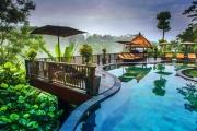 BALI 3-Night Jungle View Villa Stay @ Nandini Bali Resort & Spa, Ubud! Indulge in Daily Brekkie & Afternoon Tea, Massages, Daily Meditation & More