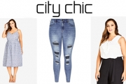 Look Chic in the City w/ the Must-Have Collection of New Season Plus Size Clothing from City Chic! On-Trend Designs to Flatter Your Curves. Sizes 14+