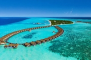 MALDIVES Experience Barefoot Paradise w/ an All-Inclusive 5N Stay @ Pullman Maldives Maamutaa! Unlimited Drinks & Dining, Speedboat Transfers + More