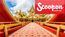 MYANMAR Discover Magical Myanmar with a 9-Day Tour. Explore Bustling Yangon, Mandalay & Inle Lake. Includes Int'l Flights & Bagan River Cruise + More