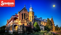 WARWICK, QLD Embrace the Old-World Charm of Warwick with a 2N Stay @ Adults-Only Abbey of the Roses! Bottle of Wine & Choccies, Cheese Platter & More